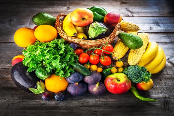 Fornitore all'ingrosso di frutta e verdura per mense