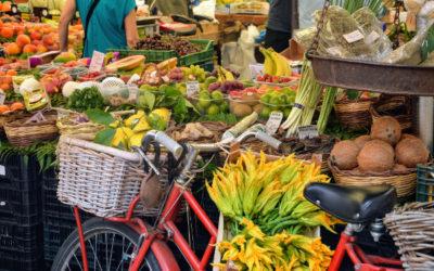 S.G. Frutta di Caronno Pertusella offre il servizio di consegna a domicilio di frutta e verdura fresca